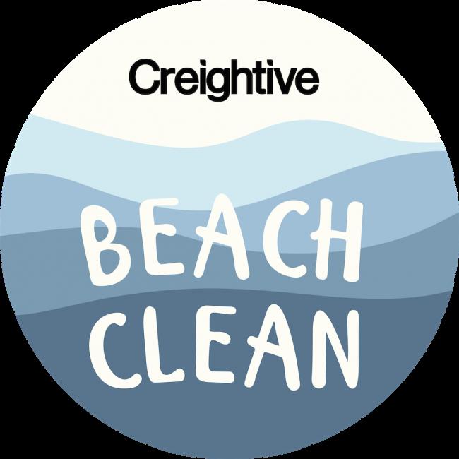 Creightive Beach Clean - Logo (Small)